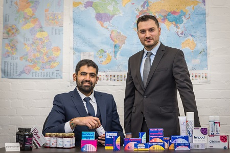 Yorkshire Medicines Exporter Opens Middle East Office after Annual Sales Top £500,000