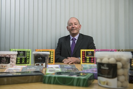Whitakers Chocolates starts export drive with help from Chamber International