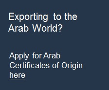 Chamber International - Arab Certificates of Origin