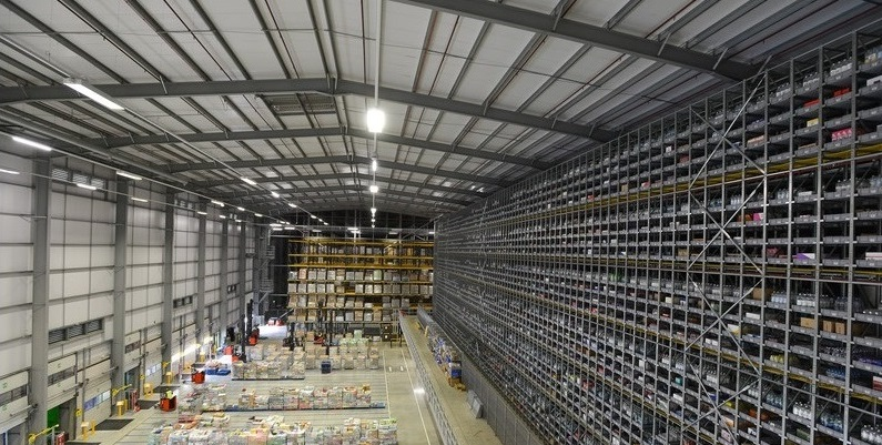 Asda opens doors to £100m automated distribution centre