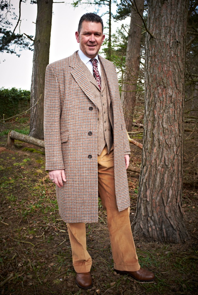 Chamber International - Harris Tweed