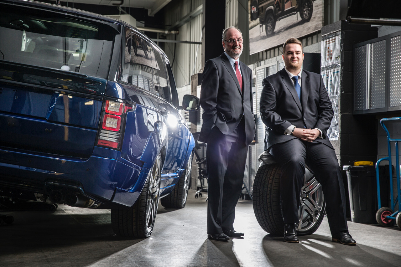 Car styling business Kahn Design moves exports up a gear in China